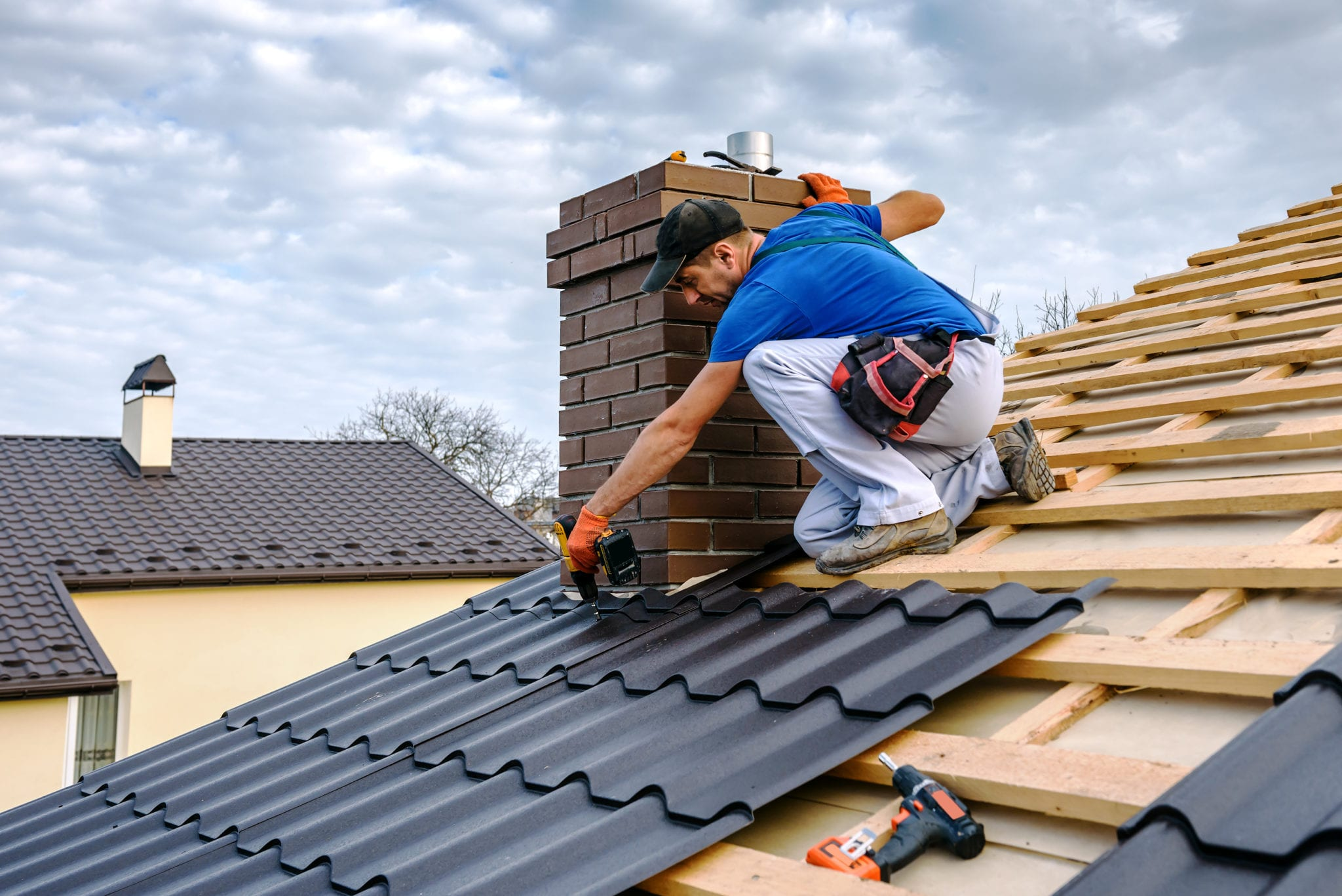 DFW Residential Roofer
