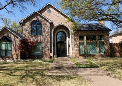 Roof Replacement in DFW